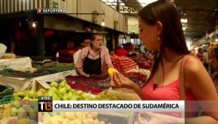 [Reporteros] Los nuevos turistas que atrae Chile