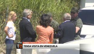 [T13] Ex Presidente Piñera responde a las acusaciones de Nicolás Maduro