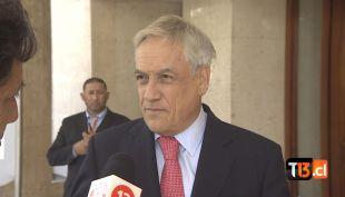 [VIDEO] Piñera por visita denegada a Leopoldo López: \