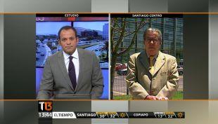 [T13 Tarde] Piden investigar lazos en Chile con el caso AMIA