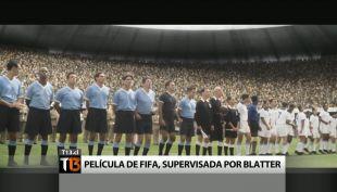 La polémica película que cuenta la historia de la FIFA