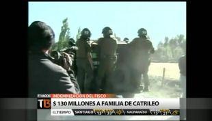 130 millones de pesos deberá pagar el fisco como indemnización a los familiares de Matías Catrileo