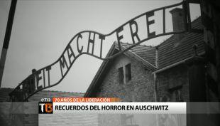 Sobreviviente recuerda los meses que pasó en Auschwitz