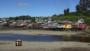 Reporteros: la preocupante sequía en la Isla grande de Chiloé
