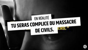 [VIDEO] Francia lanza impactante campaña para disuadir a posibles seguidores de ISIS