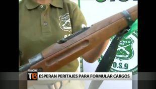 Caso Carabineros: La Fiscalía pidió ampliar el plazo de la detención de los 2 cazadores