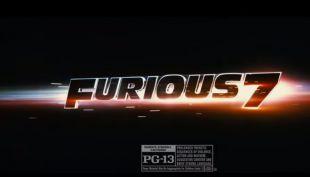 [VIDEO] El impactante trailer de Rápido y Furioso 7