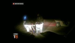 Reporteros: El trabajo de Carabineros para enfrentar el narcotráfico en las fronteras