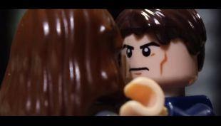 """[VIDEO] Esta es la versión Lego del trailer de """"50 sombras de Grey"""""""