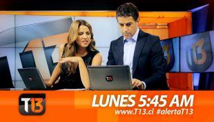 #AlertaT13: Súper lunes junto a Teletrece con la llegada de marzo