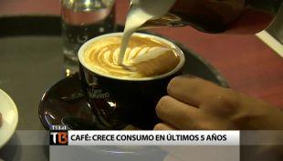 ¿Chilenos adictos al café?: Las nuevas mezclas que deleitan al paladar