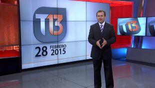 Revisa la edición completa de T13 de este 28 de febrero