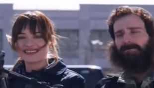 [VIDEO] La polémica parodia a ISIS de protagonista de \