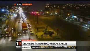 """La actividad comenzó antes: Así fue el inicio del """"Súper Lunes"""" en Las Rejas"""