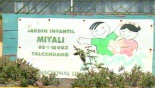 Grupo de delincuentes roba en jardín infantil de Hualpén