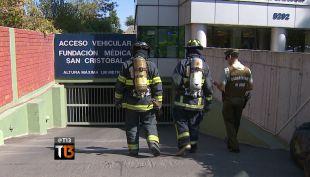 Clínica San Cristóbal no contaba con medidas de seguridad