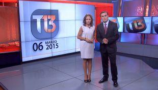 Revisa la edición completa de T13 de este 6 de marzo