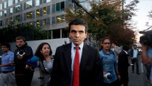 [VIDEO] El impacto de los delitos de cuello y corbata: El debut de Carlos Gajardo en Tele13 Radio