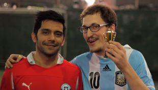 [VIDEO] Este es el manual argentino-chileno para ganar la Copa América