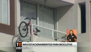 Minvu obligará a constructoras incluir más estacionamientos para bicicletas