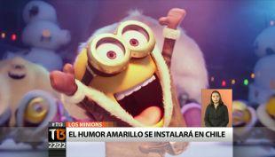 """""""Los Minions"""" vuelven al cine con las voces de Thalía y Ricky Martin"""