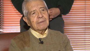 Manuel Contreras en su última entrevista: Yo sólo le pido perdón a Dios