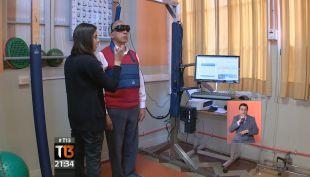 Llega a Chile software que permite detectar el trastorno del equilibrio