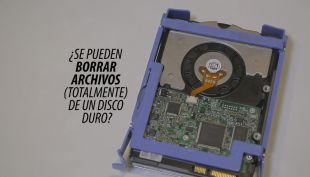 ¿Se puede borrar (totalmente) un archivo del disco duro?