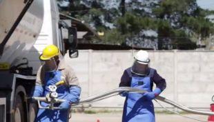 [VIDEO] Gas natural licuado llega a Talca