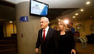 """Piñera y vinculación de Ruiz-Tagle en colusión: """"No soy juez, voy a esperar qué se resuelve"""""""