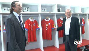 [VIDEO] Juan Antonio Pizzi recorre Pinto Durán, su nuevo hogar