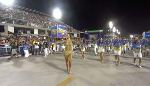 [VIDEO] Carnaval de Río de Janeiro ya dio el vamos para este año