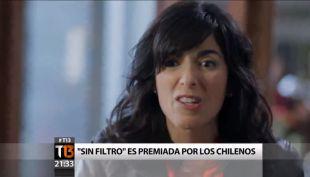 Sin Filtro es la cuarta película chilena más vista en el país