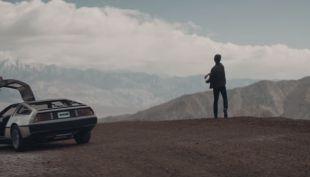 [VIDEO] Este es el nuevo comercial que promociona el regreso del auto DeLorean