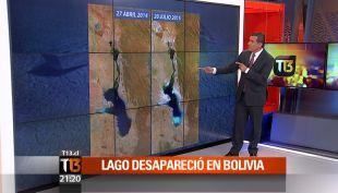 Experto explica por qué se secó el Lago Poopó de Bolivia