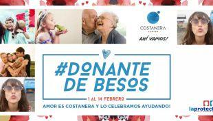 Donante de Besos