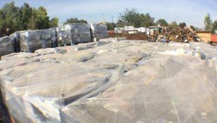 Clausuran depósito ilegal de baterías en Cerro Navia