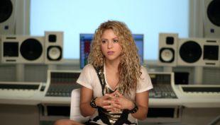 La voz de Shakira llega al cine
