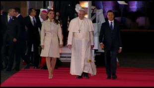[EN VIVO] Papa Francisco llega a México para iniciar su gira de cinco días