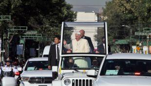 [EN VIVO] Papa Francisco saluda fieles en México