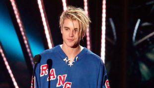 Justin Bieber y su nuevo look