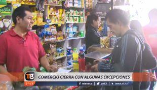 [VIDEO] Comercio cerrado este 1 de mayo salvo excepciones