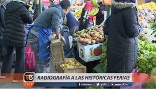 [VIDEO] Radiografía a las históricas ferias libres