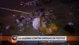 [VIDEO] En Argentina se desata la guerra contra las drogas en fiestas