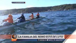 [VIDEO] La familia del remo está de luto