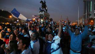[VIDEO] Así relató Claudio Palma los goles del título y las celebraciones de la UC