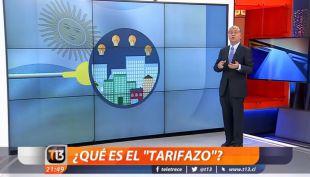 [VIDEO] Tarifazo eleva el costo de la vida en Argentina