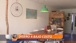 [VIDEO] Decoración a bajo costo: la democratización del diseño