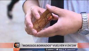 [VIDEO] Morosos perdonados vuelven a ser registrados en DICOM