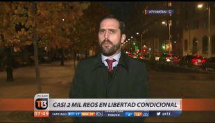 """Subsecretario de Justicia y libertades condicionales: """"No podemos criticar fallos judiciales"""""""